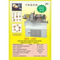ALAT ALAT MESIN Round Rod Dowel & Cutting Machine JL60 1