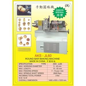 ALAT ALAT MESIN Round Rod Dowel & Cutting Machine JL60
