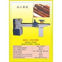 ALAT ALAT MESIN Wood Lathe CH1500 1