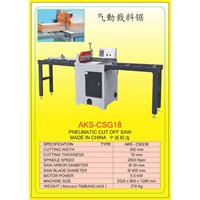 ALAT ALAT MESIN Circular Table Saw & Pneumatic Cut Saw CSG18 1