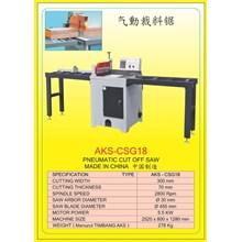 ALAT ALAT MESIN Circular Table Saw & Pneumatic Cut Saw CSG18