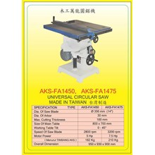 ALAT ALAT MESIN Circular Table Saw & Pneumatic Cut Saw FA1450