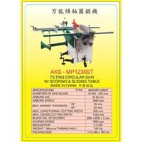 ALAT ALAT MESIN Circular Table Saw & Pneumatic Cut Saw MP1230ST 1