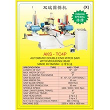 ALAT ALAT MESIN Radial Arm Saw Double End Miter Saw TC4P