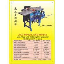ALAT ALAT MESIN Multiple Use Carpentry MP422