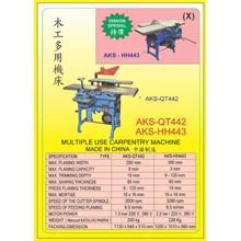 ALAT ALAT MESIN Multiple Use Carpentry QT442