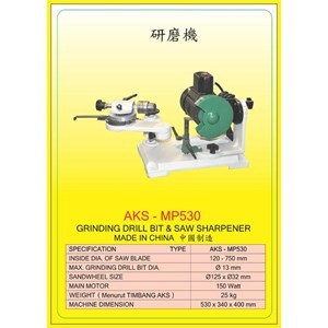 ALAT ALAT MESIN Auto Knife Grinder MP530