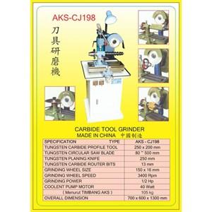 ALAT ALAT MESIN Carbide Tool Grinder CJ198