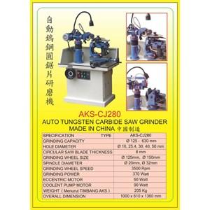 ALAT ALAT MESIN Carbide Tool Grinder CJ280