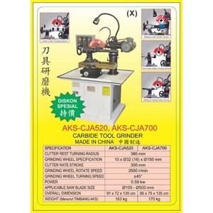 ALAT ALAT MESIN Carbide Tool Grinder CJA700