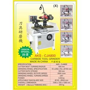ALAT ALAT MESIN Carbide Tool Grinder CJA800