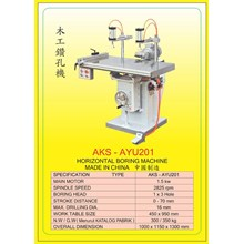 ALAT ALAT MESIN Vertical & Horizontal Multi Boring Machine AYU201