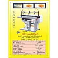 ALAT ALAT MESIN Vertical & Horizontal Multi Boring Machine AYU204G 1