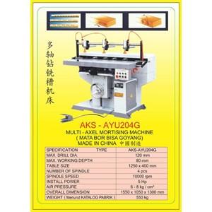ALAT ALAT MESIN Vertical & Horizontal Multi Boring Machine AYU204G