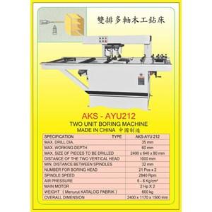ALAT ALAT MESIN Vertical & Horizontal Multi Boring Machine AYU212