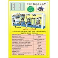 ALAT ALAT MESIN Vertical & Horizontal Multi Boring Machine AYU214D 1