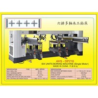 ALAT ALAT MESIN Vertical & Horizontal Multi Boring Machine DP216 1