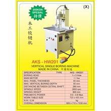 ALAT ALAT MESIN Vertical & Horizontal Multi Boring Machine HW201