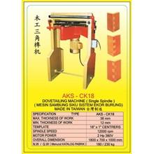 ALAT ALAT MESIN Dovetailing Machine & Tenoning Machine CK18