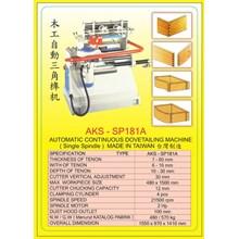 ALAT ALAT MESIN Dovetailing Machine & Tenoning Machine SP181A