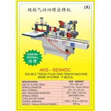 ALAT ALAT MESIN Finger Joint Shaper SEND4DC