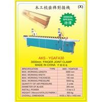 ALAT ALAT MESIN Finger Joint Clamp YGAFA30 1
