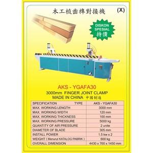 ALAT ALAT MESIN Finger Joint Clamp YGAFA30