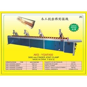 ALAT ALAT MESIN Finger Joint Clamp YGAFA50