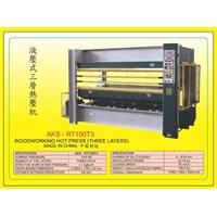 ALAT ALAT MESIN Hydraulic Wood Press RT100T3 1