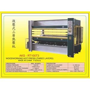 ALAT ALAT MESIN Hydraulic Wood Press RT100T3