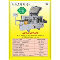 ALAT ALAT MESIN Edge Banding Machine KXEB60E 1