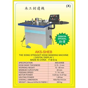 ALAT ALAT MESIN Edge Banding Machine SHEB