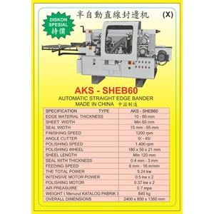 ALAT ALAT MESIN Edge Banding Machine SHEB60