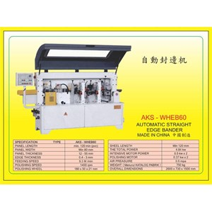 ALAT ALAT MESIN Edge Banding Machine WHEB60