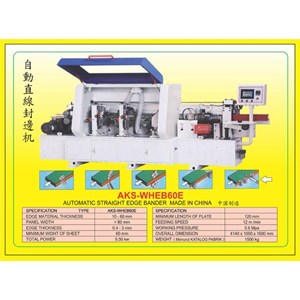 ALAT ALAT MESIN Edge Banding Machine WHEB60E