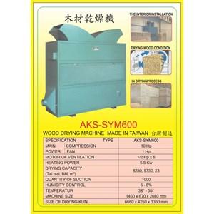 MESIN PENGERING KAYU Wood Drying Machine SYM600