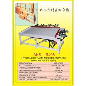 ALAT ALAT MESIN Frame Assembler Press IR408