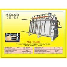 ALAT ALAT MESIN Frame Assembler Press RT408D