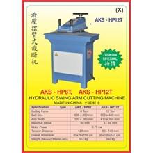 MESIN PRESS CUTTING MACHINE HP8T