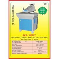 MESIN PRESS CUTTING MACHINE HP20T 1