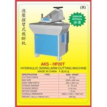 MESIN PRESS CUTTING MACHINE HP20T