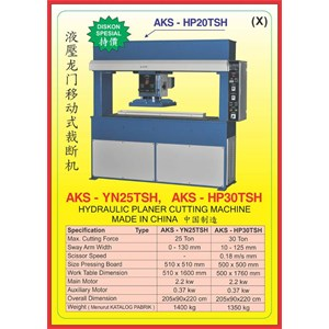 MESIN PRESS CUTTING MACHINE YN25TSH