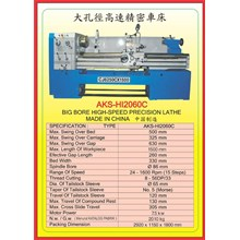 MESIN BUBUT Gear Head Lathe HI2060C