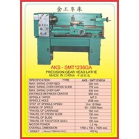 MESIN BUBUT Gear Head Lathe SMT1236GA 1