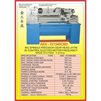 MESIN BUBUT Gear Head Lathe XI1340CBD 1