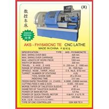 MESIN CNC  CNC Lathe FH1640CNCTE