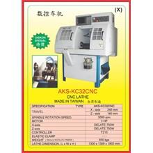 MESIN CNC  CNC Lathe KC32CNC