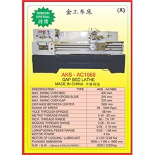 MESIN BUBUT Universal Gap Bed Lathe AC1660