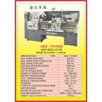 MESIN BUBUT Universal Gap Bed Lathe FH1640 1