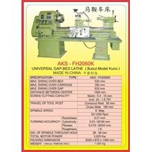 MESIN BUBUT Universal Gap Bed Lathe FH2460K